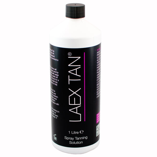 LAEX TAN 1000ml Spray Tan Solution - LAEX TAN