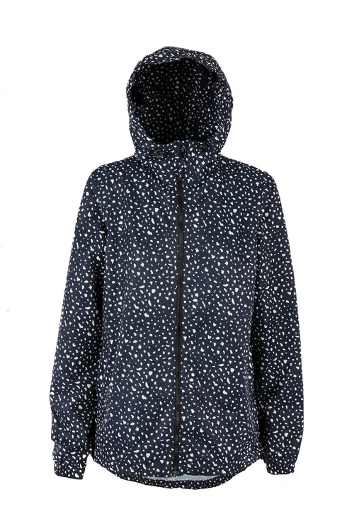 Speckle Raincoat