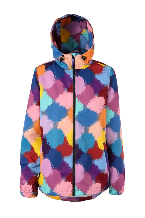 Kaleidoscope Waterproof Jacket