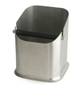 (Gloss) Stainless Steel Coffee Knock Bin - Espresso Doctor