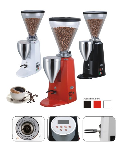 Espresso Doctor LD-900A Electronic Professional Grinder - Espresso Doctor