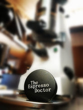 The Espresso Doctor Professional Coffee tamper.