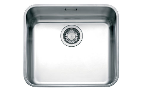 Stainless Steel Sinks: Franke Largo LAX110 45 1B Undermount Sink - St/Steel