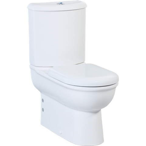 Back To Wall Toilet with Combined Bidet