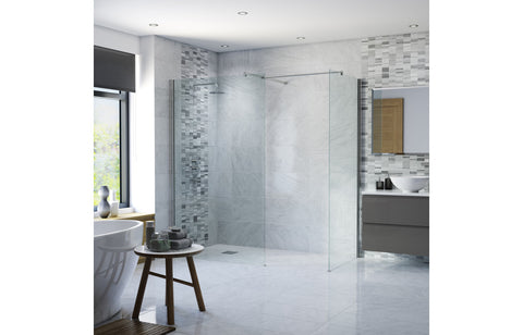 RefleXion 6 500mm Wet Room Side Panel