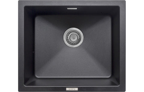 Granite Sinks: Prima+ Granite 1B UM Sink