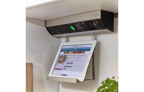 SensioPowerU Bluetooth Power System & Shelf