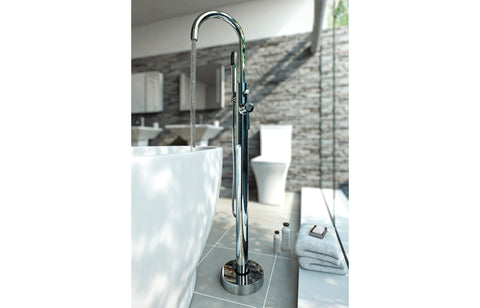 Primo Floor Standing Bath Shower Mixer
