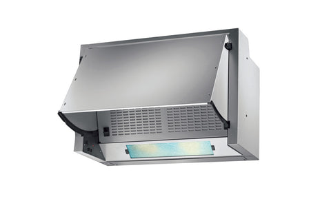 Prima LIA806 60cm Integrated Hood - Grey