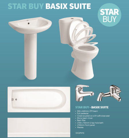 Basix Suite Set