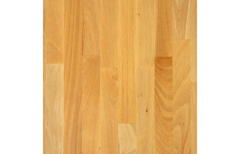 Geaves Beech Timber 3000x650x40mm Worktop