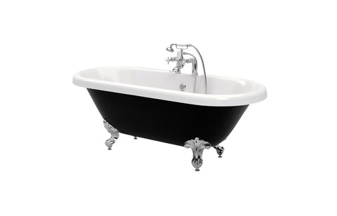 Richmond Freestanding 1690x740 2TH Bath w/Feet