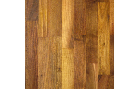 Geaves Walnut Timber 3000x650x40mm Worktop