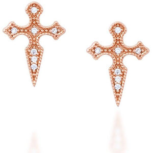 CROSS ROSE GOLD VERMEIL