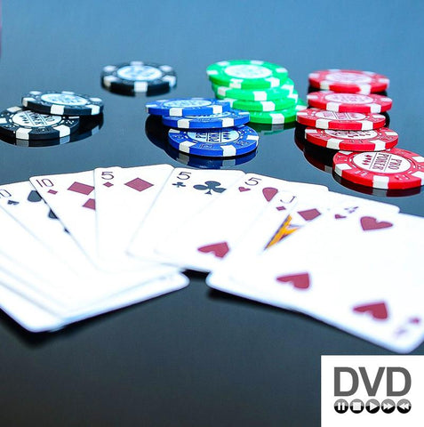 Deal With Gambling Addiction DVD