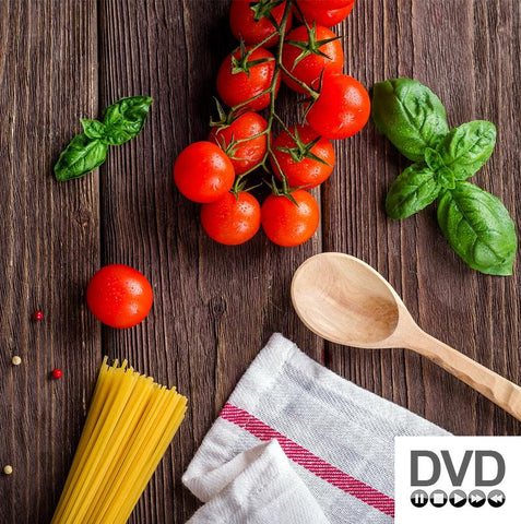 Eat Healthily DVD - IsoHypnosis