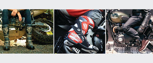 The A to Z of Motorcycle Riding Boots