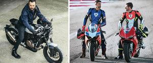 Difference Between Road and Track Riding Gear