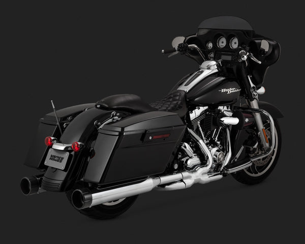 Vance & Hines Power Duals - Touring 2009-16