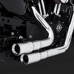 Vance & Hines Exhausts - Mini Grenades - Sportster