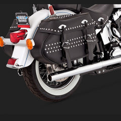 Vance & Hines Exhausts - Softail Duals & Slip-ons - Softail