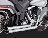 Vance & Hines Exhausts - Big Shots Staggered - Softail