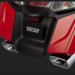 Vance & Hines Exhausts - GL Monster Slip-ons - Gold Wing / F6B
