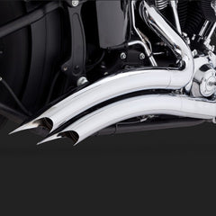 Vance & Hines Exhausts - Big Radius 2-2 - Softail 1986-2017