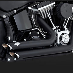 Vance & Hines Exhausts - Shortshots Staggered - Softail - SALE
