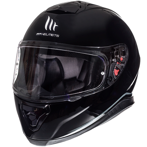 MT Thunder 3 SV Gloss Helmet - Black