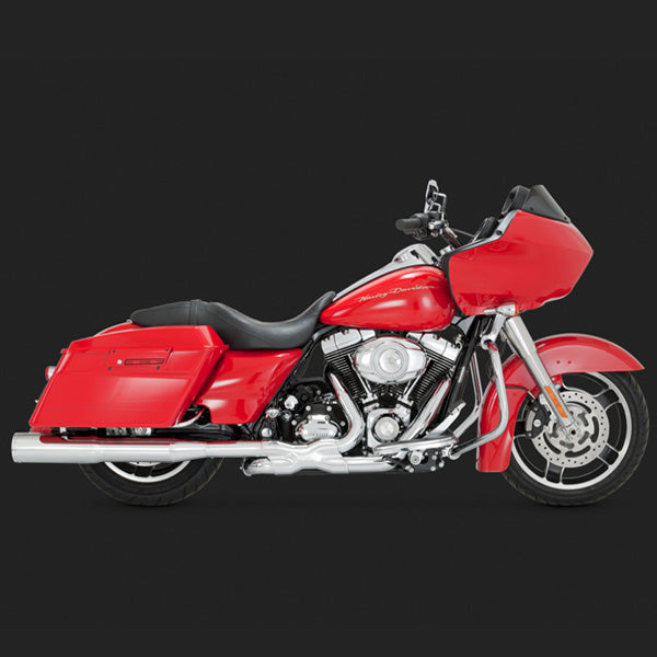 Vance & Hines Exhausts - Hi-Output Slip-ons - Touring 2007-16