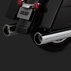 Vance & Hines Exhausts - Oversized 450 Raider Slip-ons - Touring