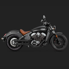 Vance & Hines Hi-Output 2-2 Grenades - Indian Scout