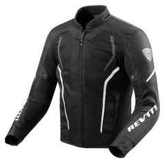 Rev'it! GT-R Air 2 Mesh Black White Jacket