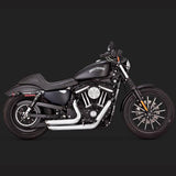 Vance & Hines Exhausts - Shortshots Staggered - Sportster
