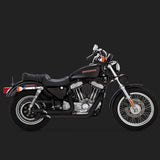 Vance & Hines Shortshots Staggered - Sportster 1999-03 - CLEARANCE