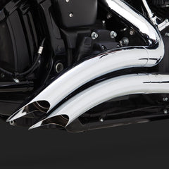Vance & Hines Exhausts - Big Radius 2-2 - Softail 2018+