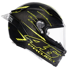 AGV Pista GP R Project 46 3.0 Carbon Helmet