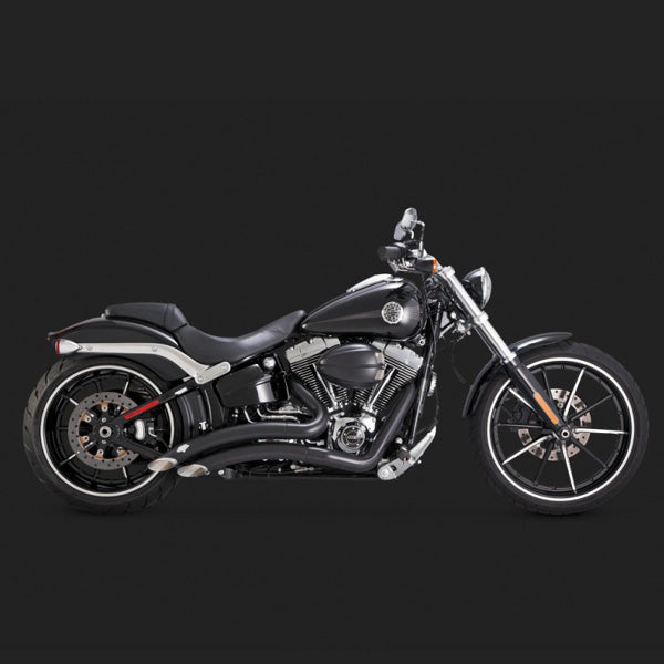 Vance & Hines Exhausts - Big Radius 2-2 - Softail Breakout - SALE