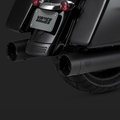 Vance & Hines Exhausts - Oversized 450 Titan Slip-ons - Touring