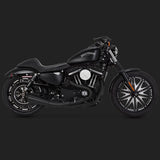 Vance & Hines Exhausts - Upsweep 2-1 - Sportster - SALE