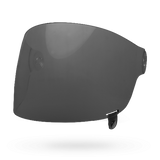 Bell Shield Bullitt Flat, Black Tab - Dark Smoke