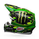 Bell Moto-9 Carbon Flex MC Monster Replica Helmet