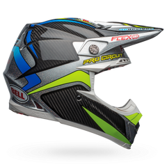 Bell Moto-9 Carbon Flex PC Replica 19 Helmet