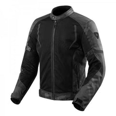 Rev'it! Torque Mesh Camo Black Grey Jacket
