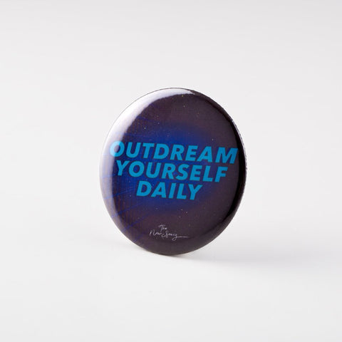 Outdream Yourself Daily Badge