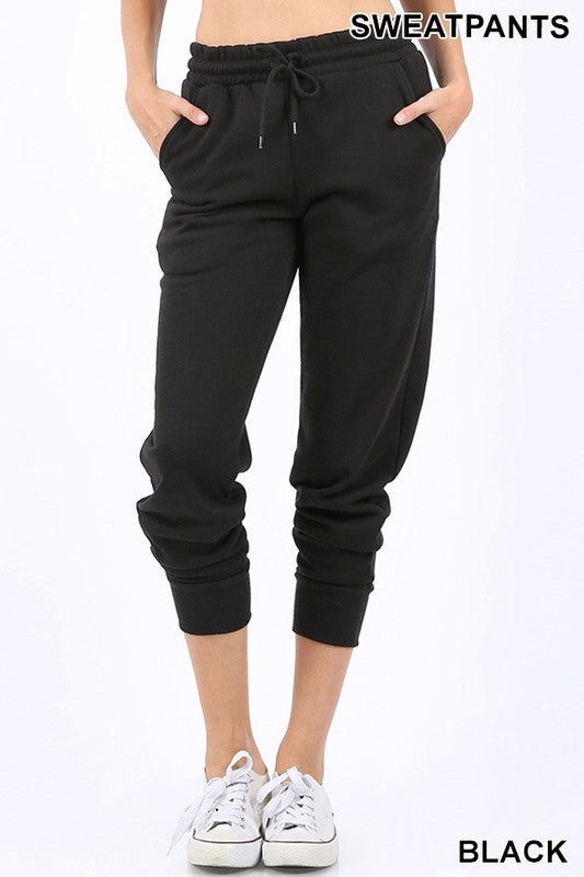 JOGGERS SWEATPANTS