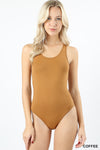 PREMIUM COTTON RACER BACK TANK BODY SUIT