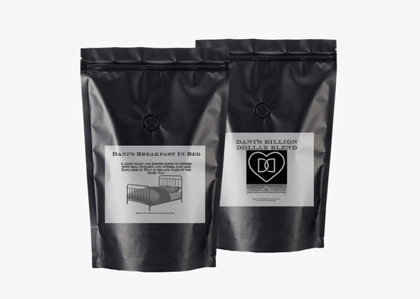 Dani Daniels Coffee (2-Pack)