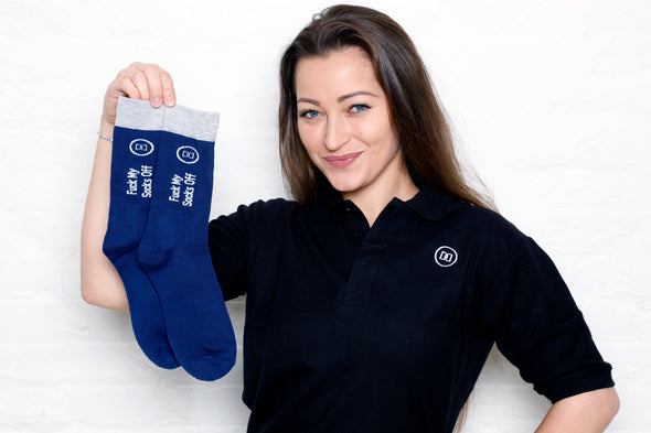 """Fuck My Socks Off"" Socks"